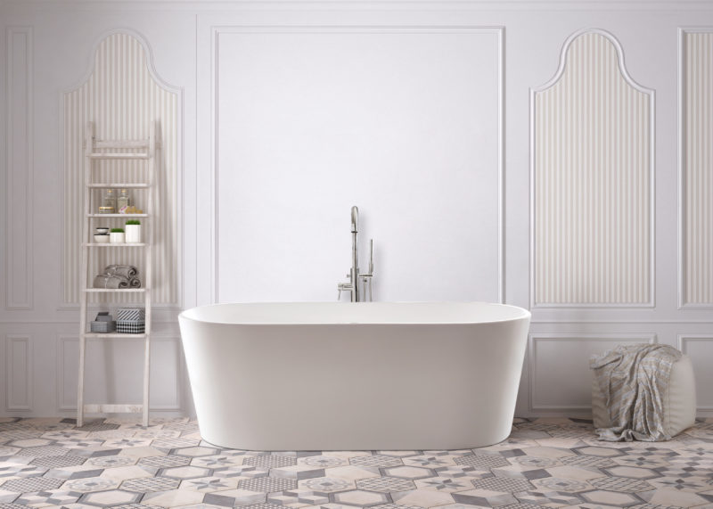 Read More About Why Acrylic Bathtubs Are Made For You - River Range