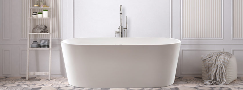 The Luxury of Freestanding Bathtubs at an Affordable Price