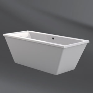 River Ranges Narmada Freestanding Bathtub