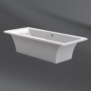 River Range Yukon Freestanding bathtub