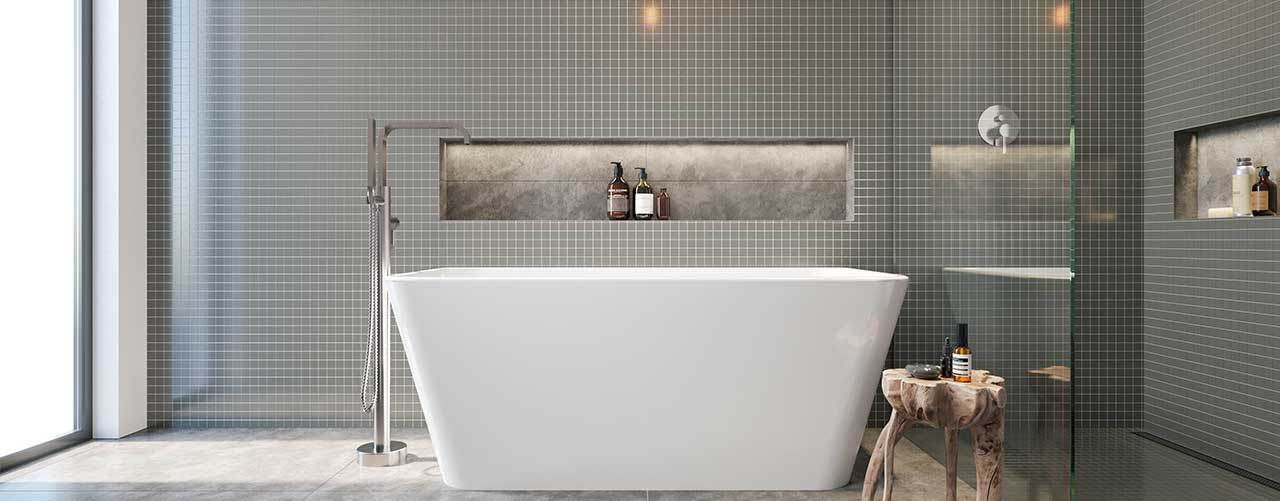 Jordan Freestanding Bath
